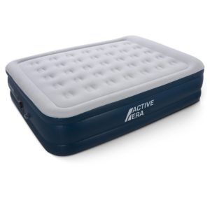 active era inflatable air bed queen pump included