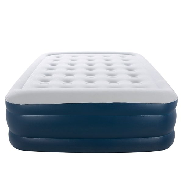 air mattress head and neck support