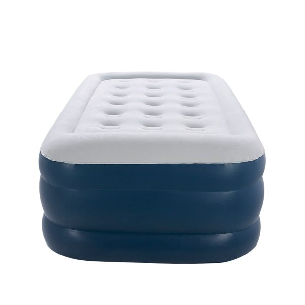 air bed comfortable head and neck support