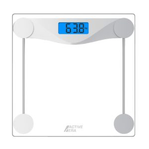 active era ultra slim digital bathroom scales
