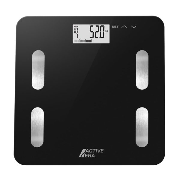 active era body fat scales black