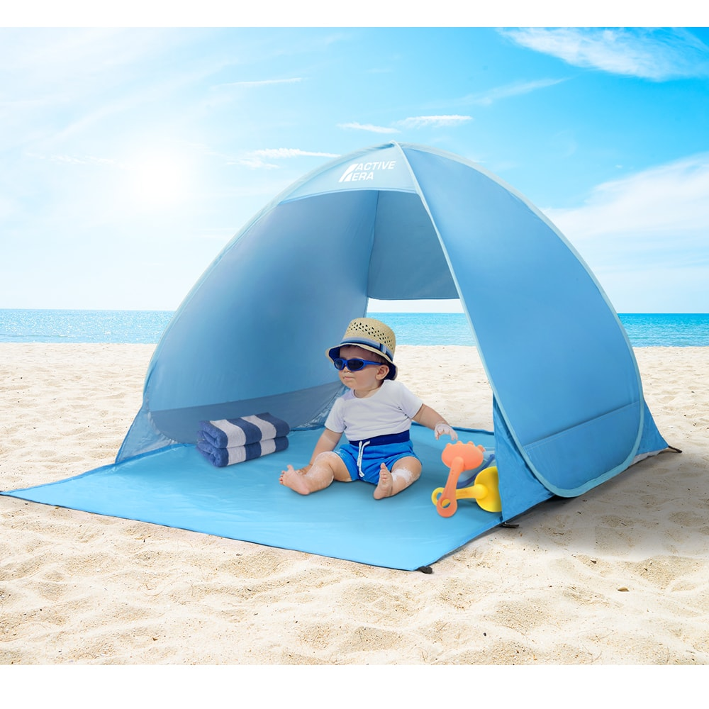 pop up beach tent lifestyle