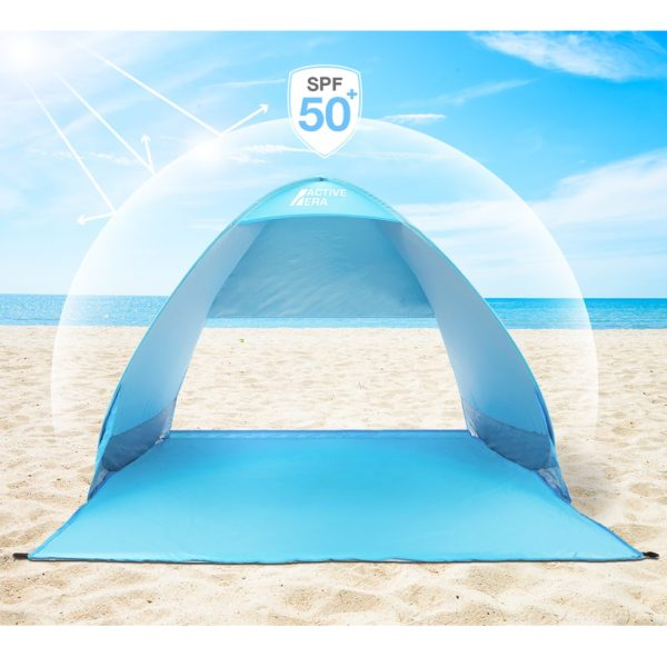 pop up beach tent spf 50+