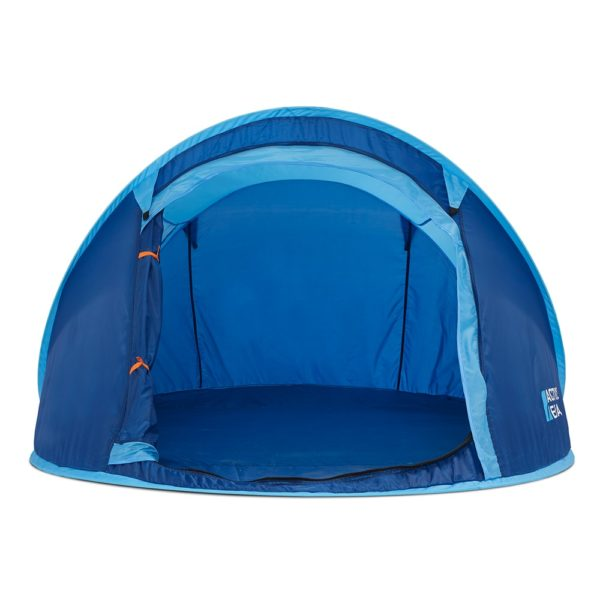 active era pop up tent open door