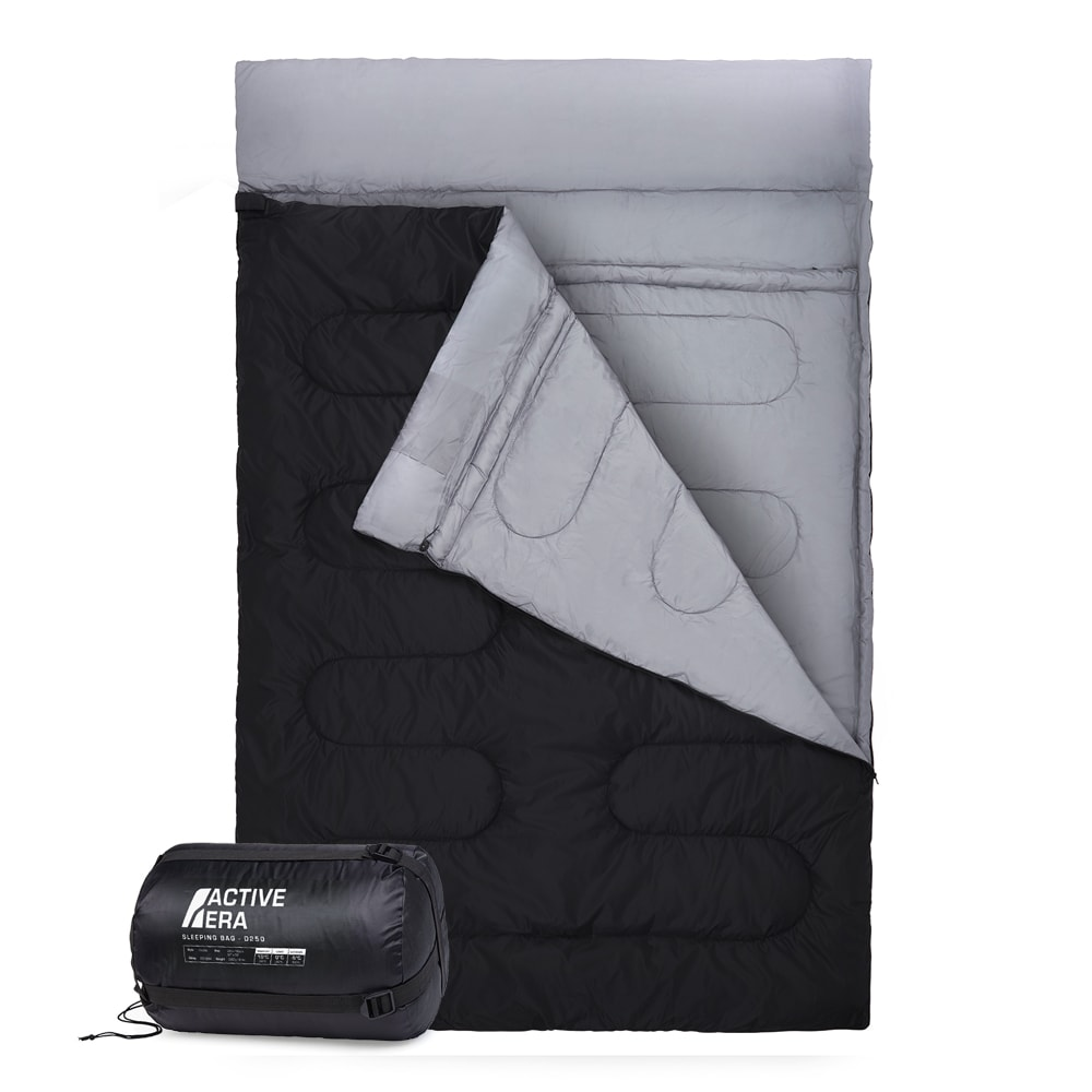 info for 68ebc 0ccde Double Sleeping Bag - Extra Large Queen Size