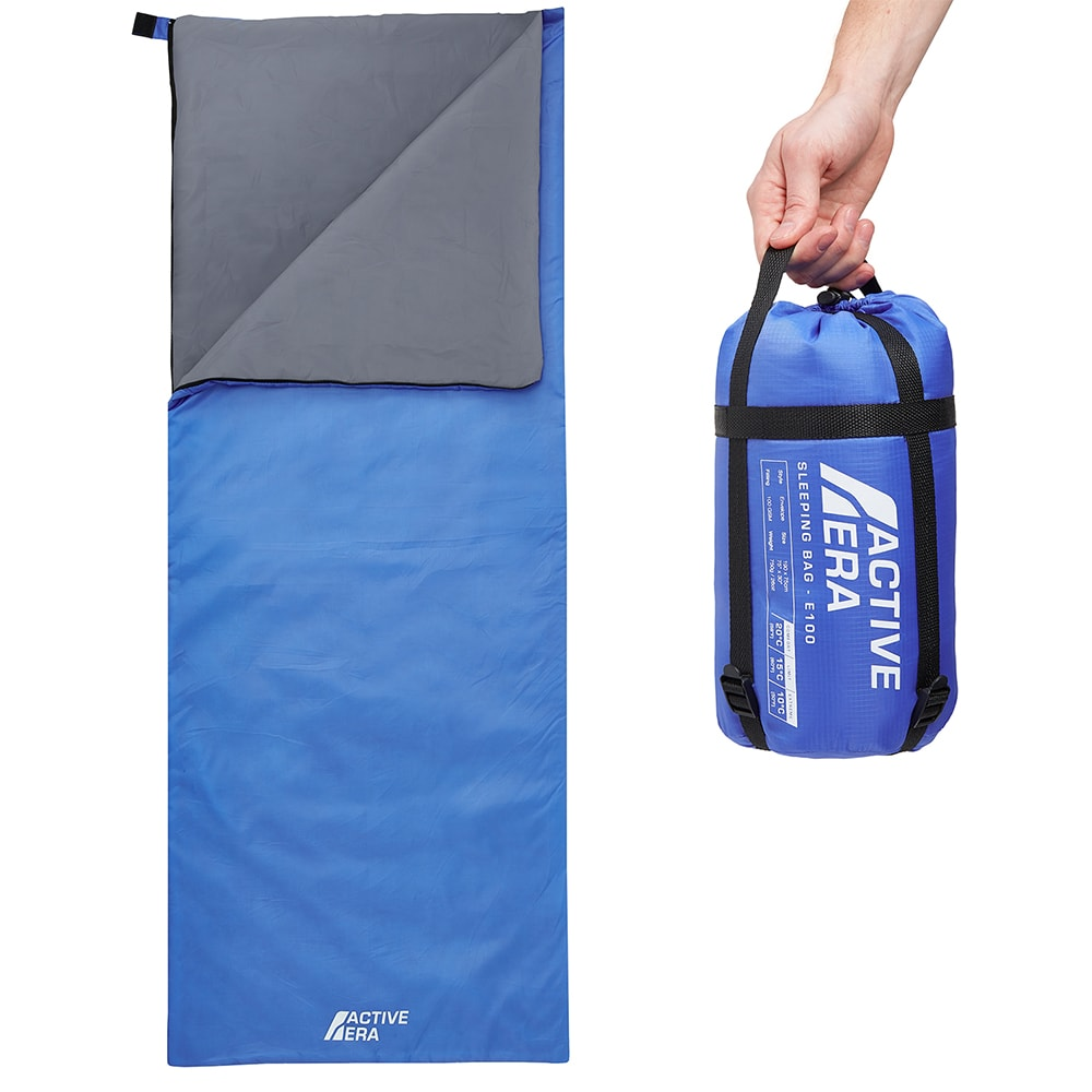 Ultralight Sleeping Bag For Warm Weather Hiking