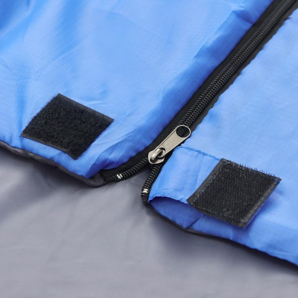 ultra lightweight sleeping bag zip