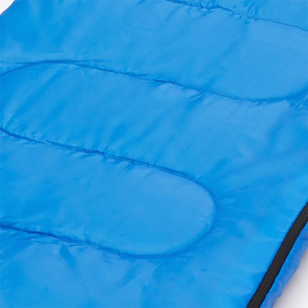 envelope sleeping bag padding