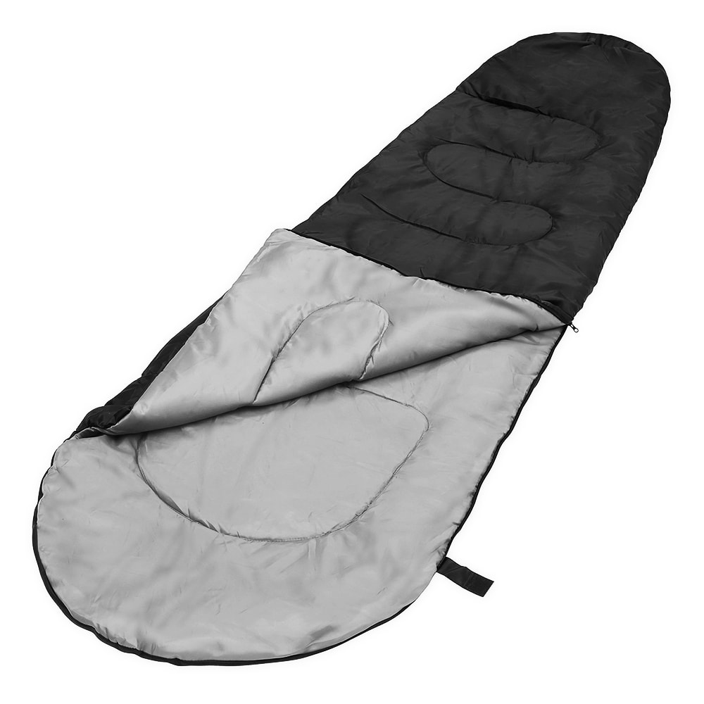 active era 150 gsm mummy sleeping bag open