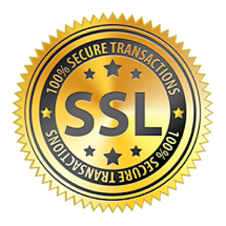 ssl badge homepage
